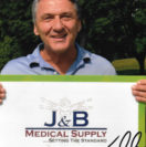 J & B Medical and Hope Network team up to help those in need