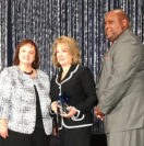 Our co-founder and president, Mary Shaya, was honored with the Great Lakes Women's Business Council Michigan WBE of the Year Award!