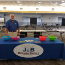 J & B Medical Attends the 2019 Connecting Families Event